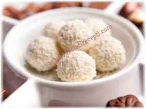 kokos kuglice recept