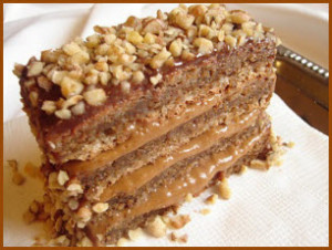 posna reforma torta recept