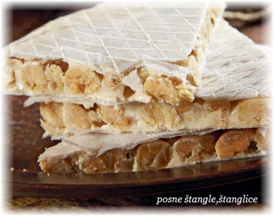 posne stangle recept za stanglice