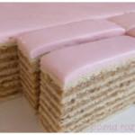 posna rozen torta recept