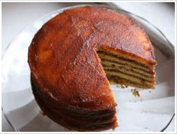 posna dobos torta recept