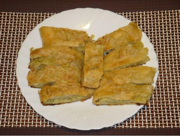 posna pita sa krompirom recept | pita krompirusa