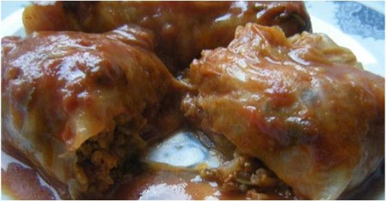 Posna sarma sa tunjevinom – Recept